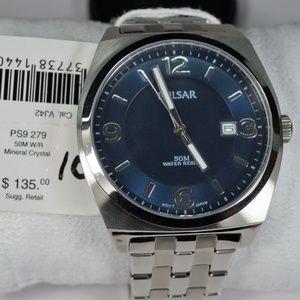 Pulsar Men's Quartz Watch